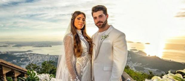 DJ Alok e Romana Novais (Reprodução/Instagram)