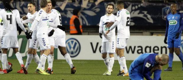 Sports | GF38 - Strasbourg : à Grenoble, on n'a pas oublié… - ledauphine.com