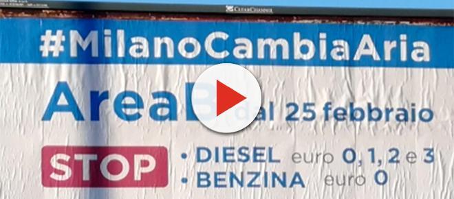 Area B Milano: entrata in vigore 25 febbraio, divieto per veicoli maggiormente inquinanti