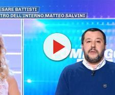 Barbara D'Urso e Matteo Salvini. Blasting News