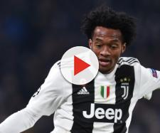 Juventus, Cuadrado è già pronto a tifare peri i bianconeri