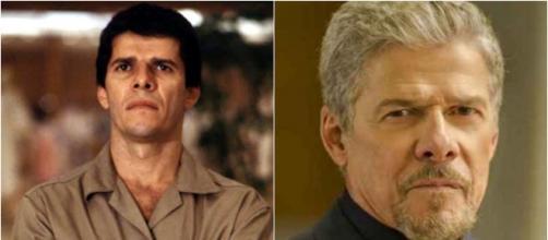 Aos 69 anos, ele foi dispensado (reprodução TV Globo)