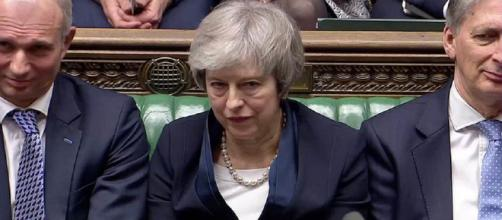 British Prime Minister Theresa May faces vote of no confidence.-Image credit by - CNN| Youtube