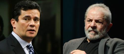 Moro afirma que Petrobras foi saqueada no governo Lula - (Arquivo/Agência Brasil)