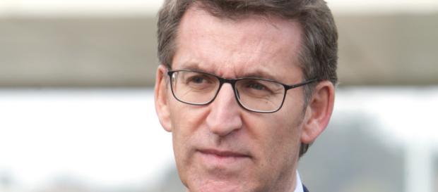 Alberto Núñez Feijóo, presidente de la Junta de Galicia, opina que VOX es la ultraderecha