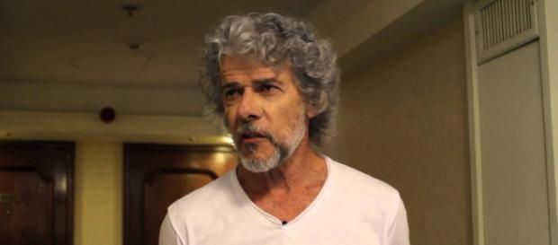José Mayer não faz mais parte do elenco da Rede Globo. Fonte: G1