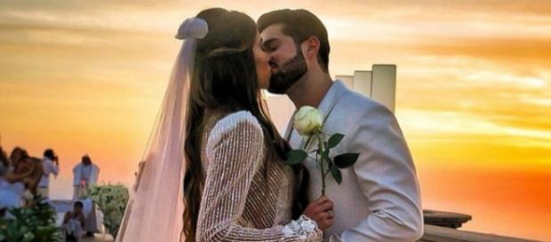 Romana Vieira e DJ Alok. (Reprodução/Instagram)