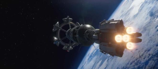 Netflix: Nightflyers sci-fi series gets a UK release date