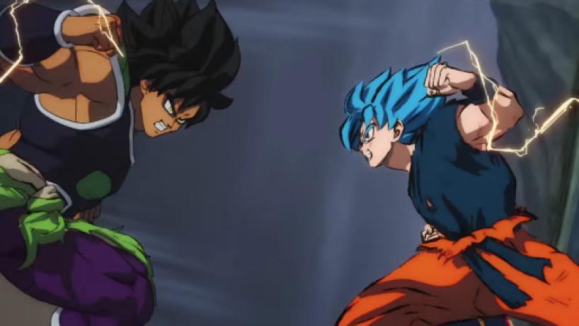 Dragon Ball Super: Broly es nominada a los Premios de la Academia Japonesa de Cine