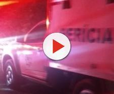 O corpo da jovem foi levado para o IML (foto : reprodução/ jornal G1