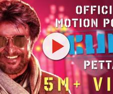 """ Petta"" is ahit and comes just 2 months after success of ""2.0"" Photo -Image credit( Sun Tv/ Youtube.com)"