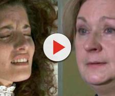 Spoiler spagnoli Una Vita: l'aborto di Celia, il nipote di Susana sta molto male