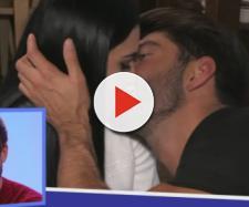 Uomini e Donne, Teresa ha baciato Antonio nell'ultima esterna prima della scelta