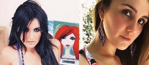 A atriz mexicana Dulce Maria aderiu ao desafio dos 10 anos. (Reprodução/Instagram)