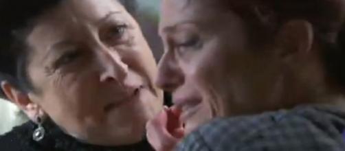 Una Vita: Ursula, con l'aiuto di Carmen, ancorauna volta omicida