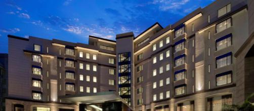 Dusit D2 a Nairobi, in Kenya, l'hotel dov'è accaduto l'attentato.