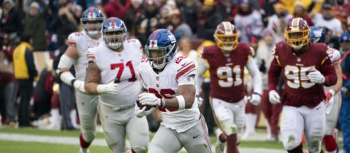 Fantasy Football 2018: End of Season Awards (Image via Saquon Barkley - Wikimedia Commons)