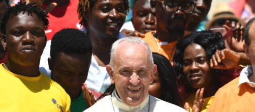 Papa Francesco: 'Gesù Cristo era un profugo, fuggì in Egitto'
