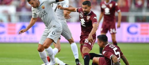 Serie A, Torino-Roma 0-1: Dzeko la risolve all'89', ma quante ... - mediagol.it