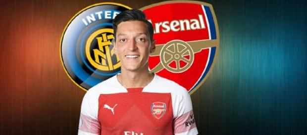L'Arsenal offre Ozil all'Inter