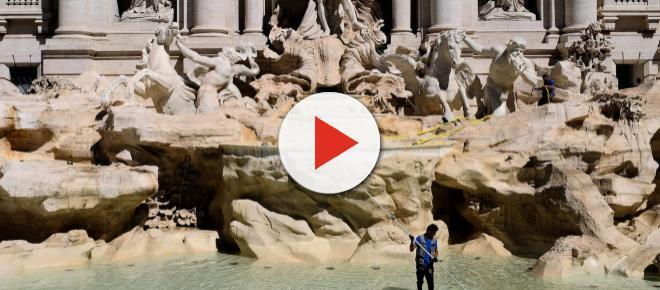 Roma coloca fim à disputa milionária com Igreja Católica sobre moedas da Fontana di Trevi