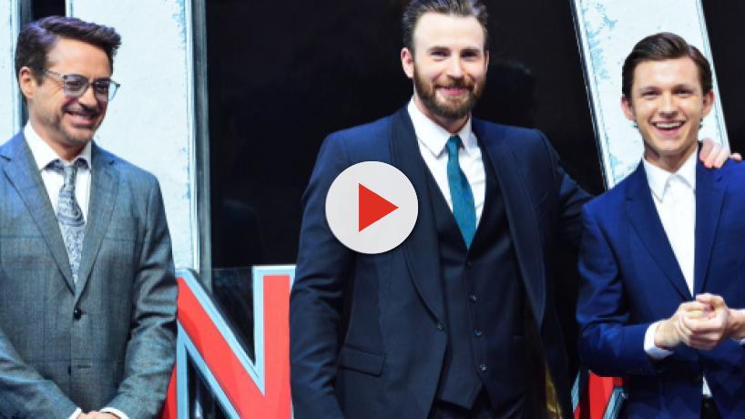 Chris Evans y Tom Holland participarán en la nueva película de Netflix
