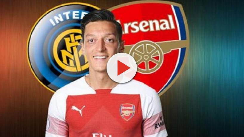 Inter, l'Arsenal offre Ozil: non è nei piani di Emery (RUMORS)