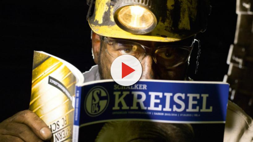 Schalker Kreisel nicht mehr im Stadion + Deutsche Post DHL Group als neuer Sponsor