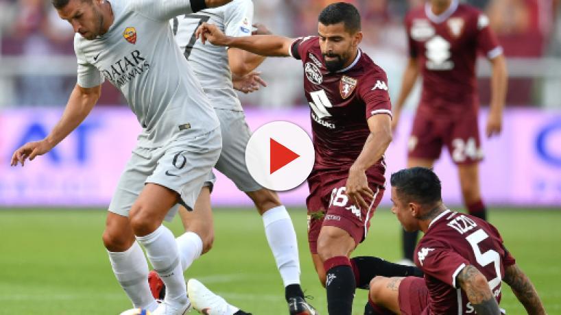 Serie A, Roma-Torino: giallorossi favoriti contro i granata di Mazzarri