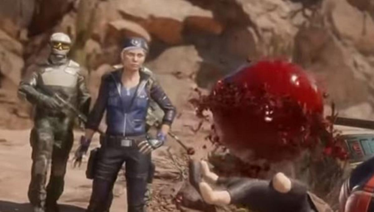 Mortal Kombat 11 Ronda Rousey To Voice The Part Of Sonya Blade