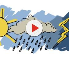 Dal 21 previsioni di maltempo e neve per il meteo