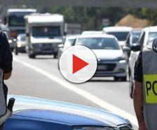 Decreto Salvini, prima auto sequestrata con targa straniera