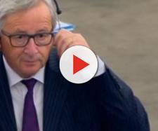 Il presidente della Commissione Europea Jean Claude Juncker