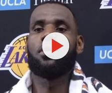 LeBron James drops a sarcastic tweet, over Lonzo Ball's foul on Russell Westbrook - Image credit - ESPN | YouTube
