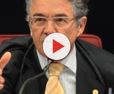 Marco Aurélio diz que tem remetido 'ao lixo' reclamações como as de Flávio Bolsonaro (Foto: José Cruz)