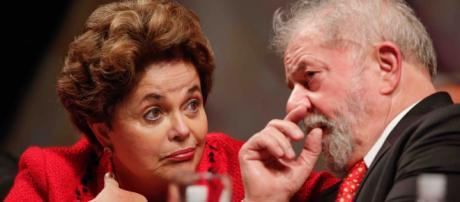 Ex-presidentes, Dilma Rousseff e Lula (Reprodução/Agência BR)
