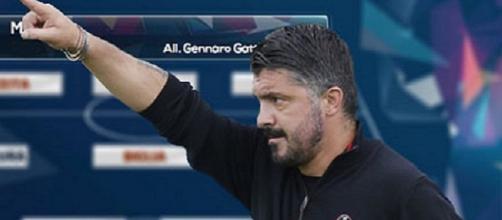 Gennaro Gattuso alla guida del Milan