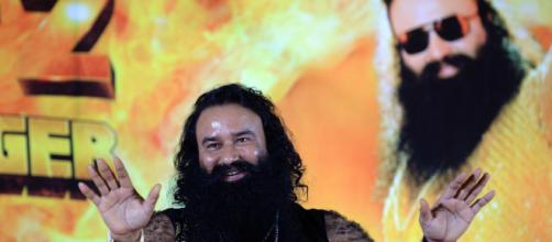 Indian guru sentenced by special court for murder (image credit: timeschannel/youtube.com)