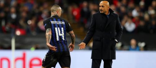 Inter, Spalletti contro il Sassuolo si dovrebbe affidare a Nainggolan