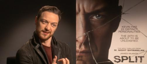 James McAvoy has a bunch of hit movies releasing this year. [Image Credit] Entertainmentie - YouTube