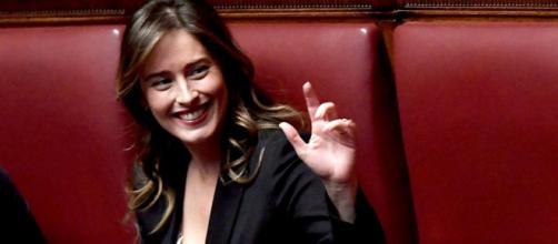 Maria Elena Boschi critica il reddito di cittadinanza