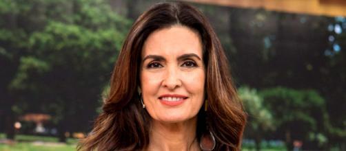 Nas redes sociais, apresentadora encarou o desafio do momento. (Reprodução: TV Globo)