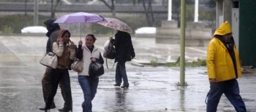 Prevalece potencial de lluvias en México. - desafuero.com