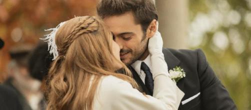 Spoiler spagnoli Il Segreto: Saul e Julieta coronano il loro sogno d'amore