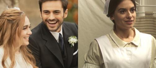Il Segreto, trame iberiche: le nozze di Julieta, Elsa dimentica Isaac con Alvaro