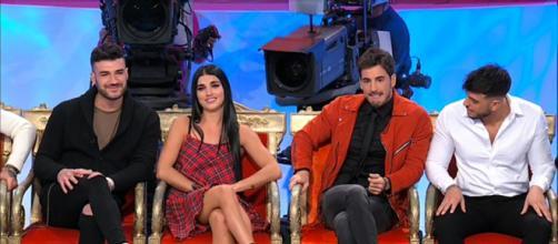Uomini e Donne Luigi e Lorenzo commentano l'intervista di Sara Affi Fella