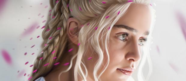 Las trenzas de Daenerys en Juego de Tronos indican las victorias de los Dothraki