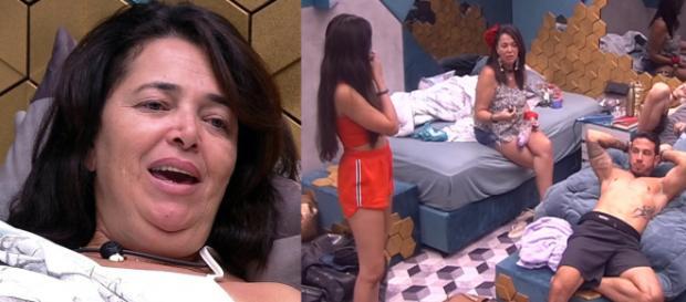 Participantes falam sobre racismo (Reprodução - TV Globo)