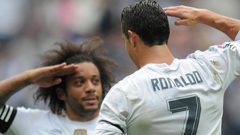 Cristiano Ronaldo quer Marcelo na Juventus e continuam os contactos