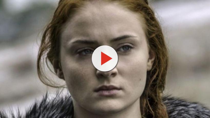 Game of Thrones: Sophie Turner durfte sich nicht die Haare waschen + animiertes Promovideo